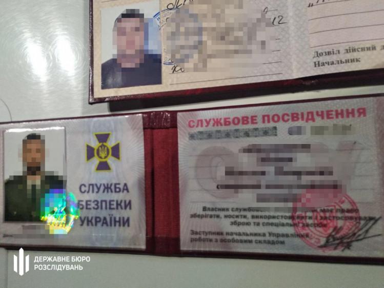 В Харьковской области пьяный офицер СБУ стрелял в посетителя кафе