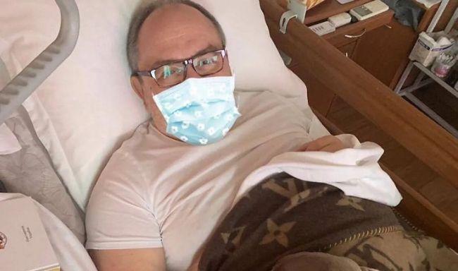 Кернес заплатил за лечение в Charité более 4 млн гривен