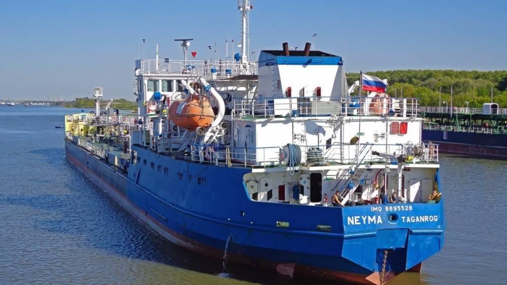 Танкер, блокировавший украинские корабли в Керченском проливе, передали АРМА