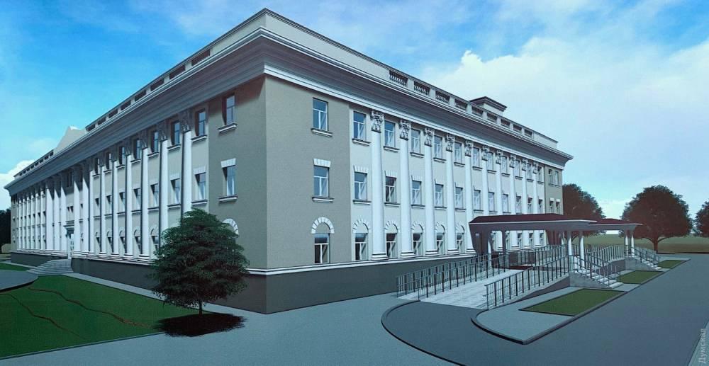 Реконструкцию больнице в Измаиле за125млн гривен доверили фирме сожительницы местного депутата