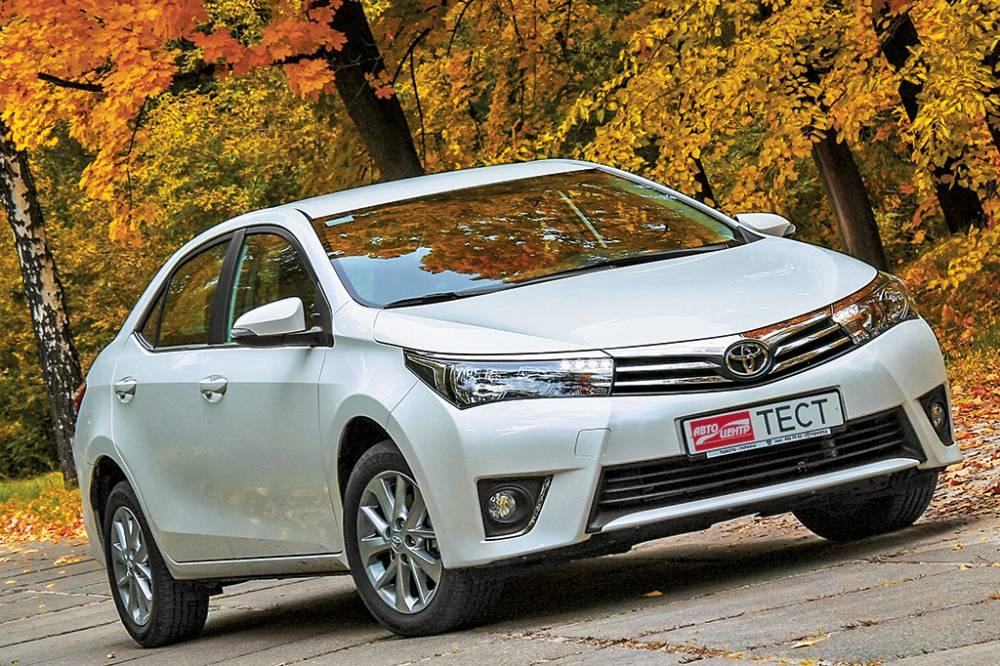 Служба внешней разведки купила 6 автомобилей Toyota Corolla «спецназначения»