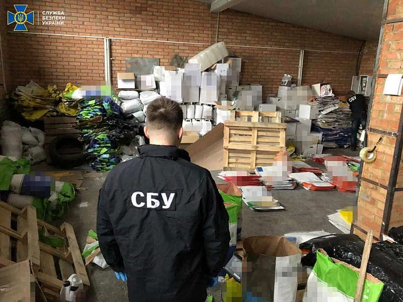 В Винницкой области закрыли цех по производству некачественных удобрений