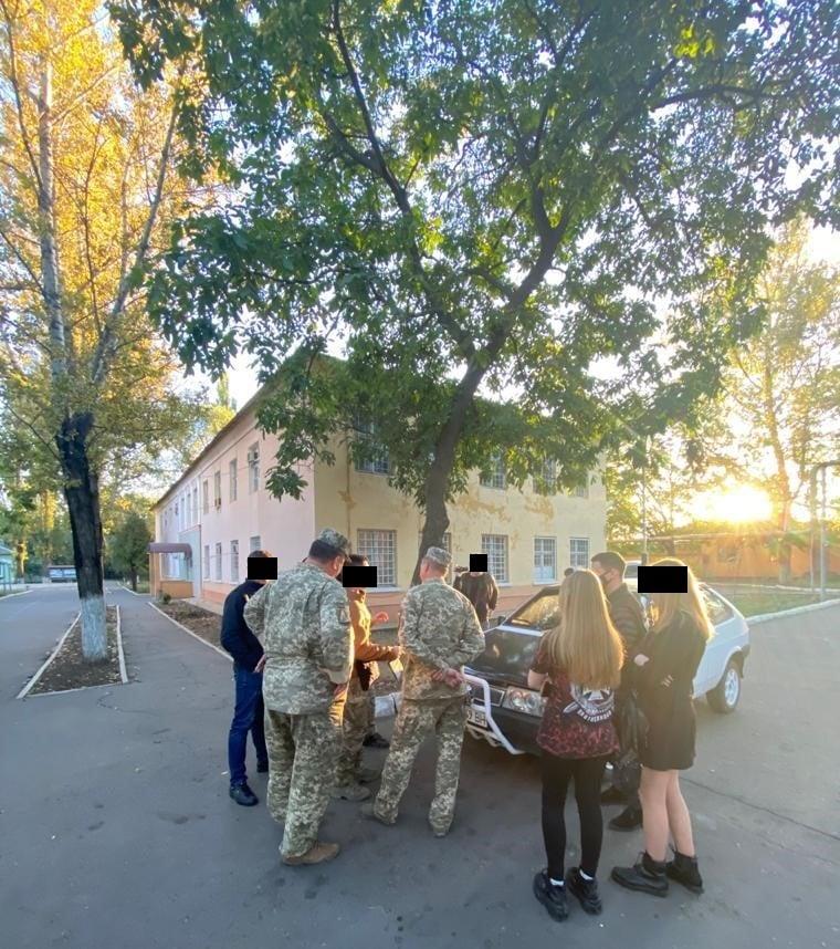 В Одесской области на взятке задержали офицера ВСУ