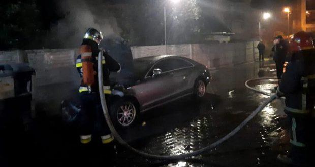 В Ровно подожгли авто директора «Ровнооблводоканала»