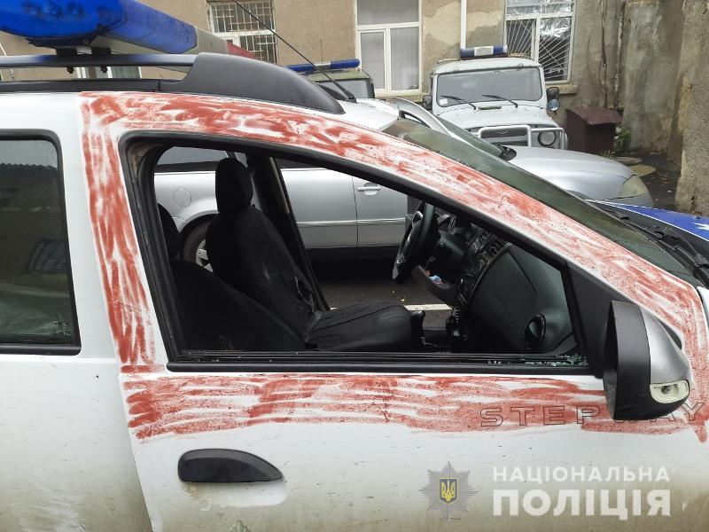 В Подольске пьяные граждане напали на экипаж полиции