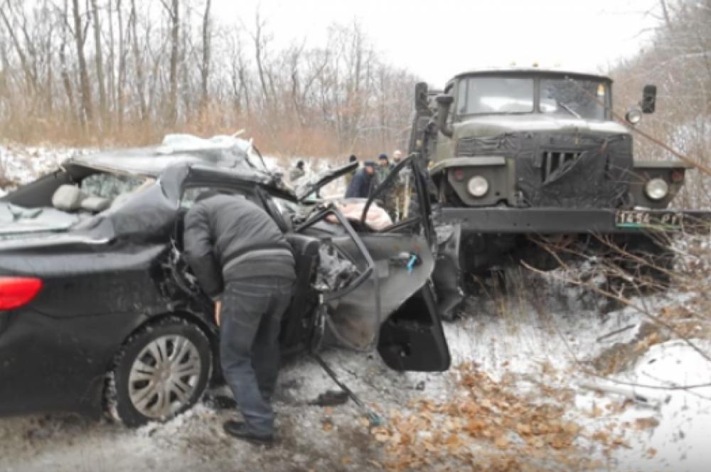 Офицер, устроивший аварию с двумя погибшими под Славянском, получил 6,5 лет тюрьмы