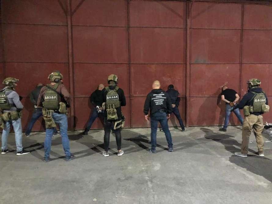 В Одесском порту обнаружили партию кокаина из Перу