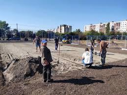В Первомайске чиновники занимались хищением средств, выделенных на строительство спортплощадок
