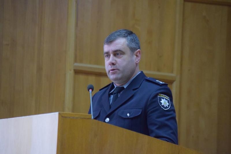 Экс-главу полиции Ужгорода Мацолу уволили после пьяного вождения