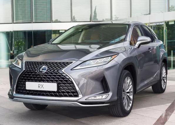 Дочернее предприятие «Запорожьеоблэнерго» купило Lexus RX