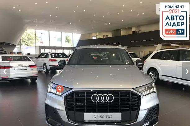 Нардеп Крулько купил Audi за 2,4 млн гривен