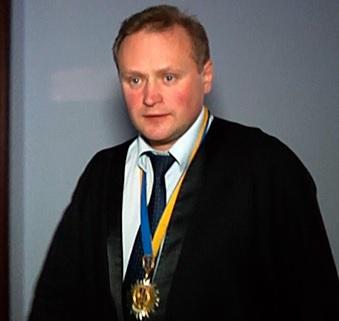 В Ровно судья после нападения неизвестных оказался на больничном