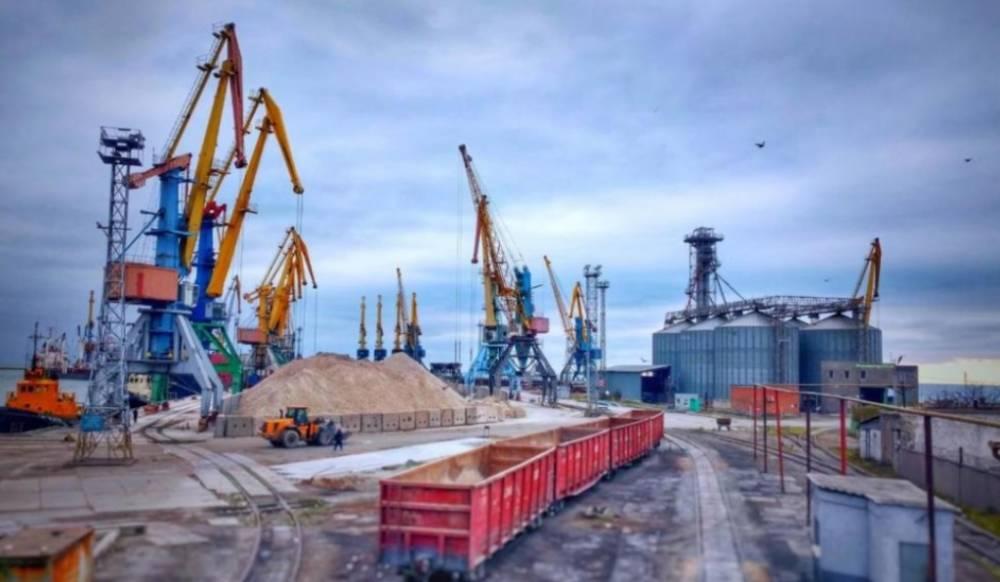 Кабмин назначил нового руководителя Бердянского порта