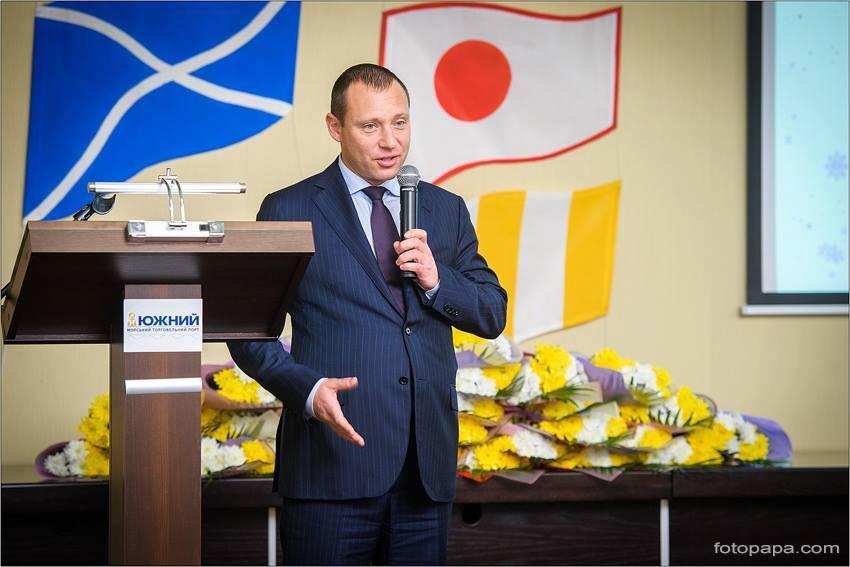 Первому замдиректора порта Южный назначили залог в 21 млн гривен