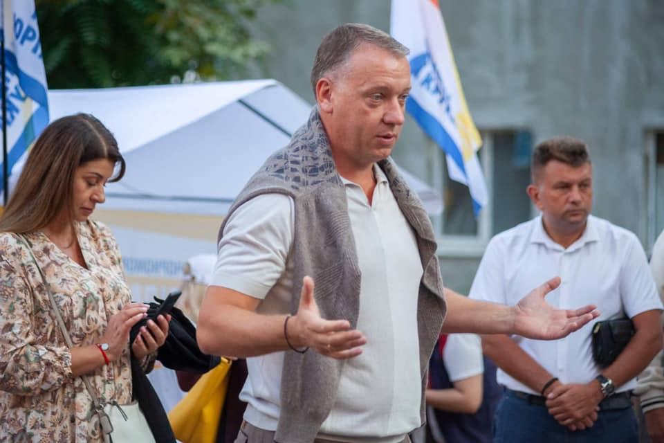 Экс-директор Черноморского порта скрыл свою компанию из декларации