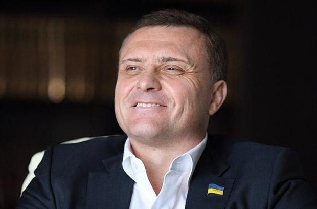 Нардеп Левочкин получил почти 15 млн гривен от кипрского офшора