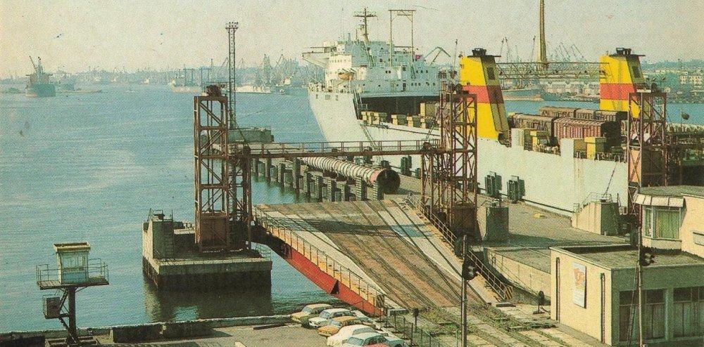 Паромный комплекс в Черноморском порту незаконно отдали в управление частным компаниям — Морская палата