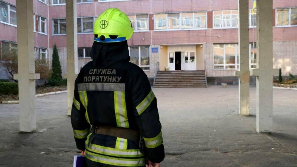 В Днепре девочка заявила о ложном минировании школы