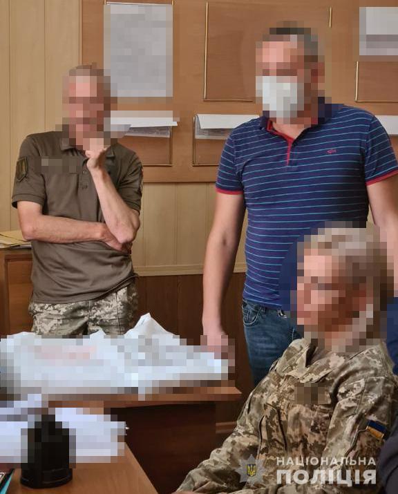 В Херсонской области районный военком вымогал тысячу долларов