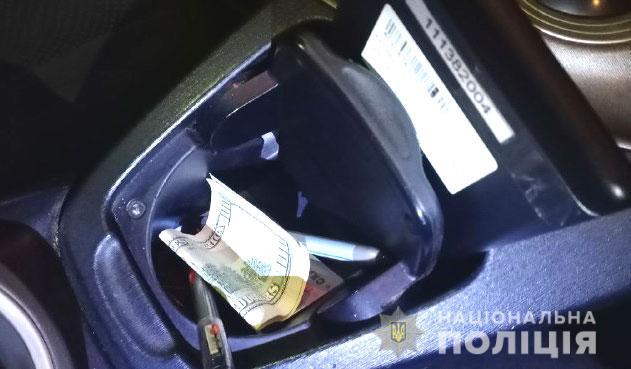 В Вараше пьяный водитель предлагал полицейским взятку