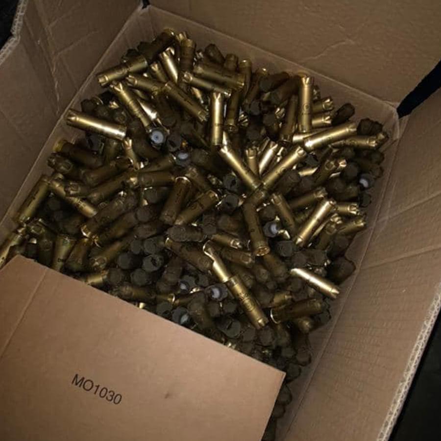 В Киеве разоблачили подпольную мастерскую по изготовлению боеприпасов