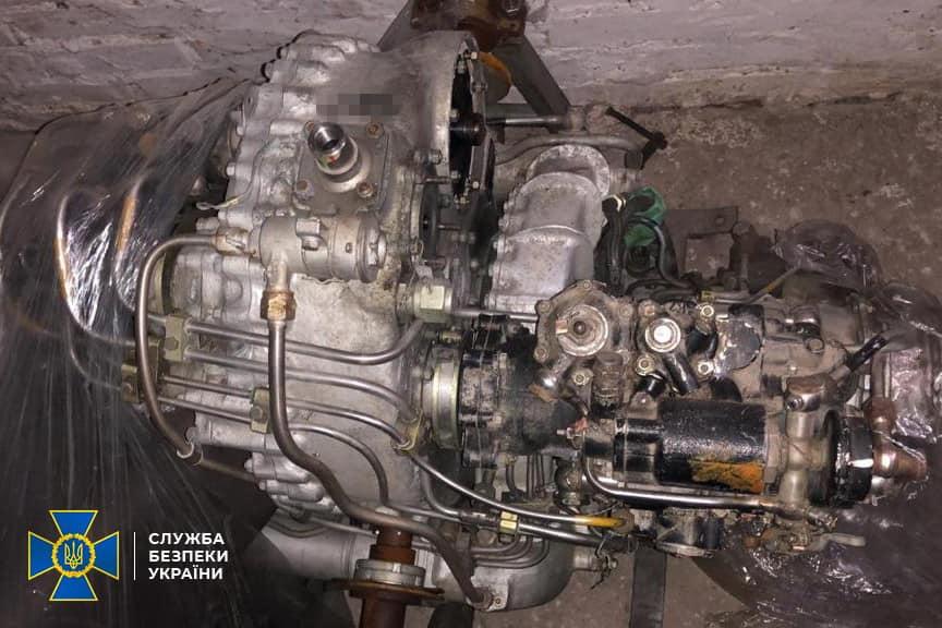 В Тернопольской области чиновники госпредприятия пытались продать запчасти к вертолетам