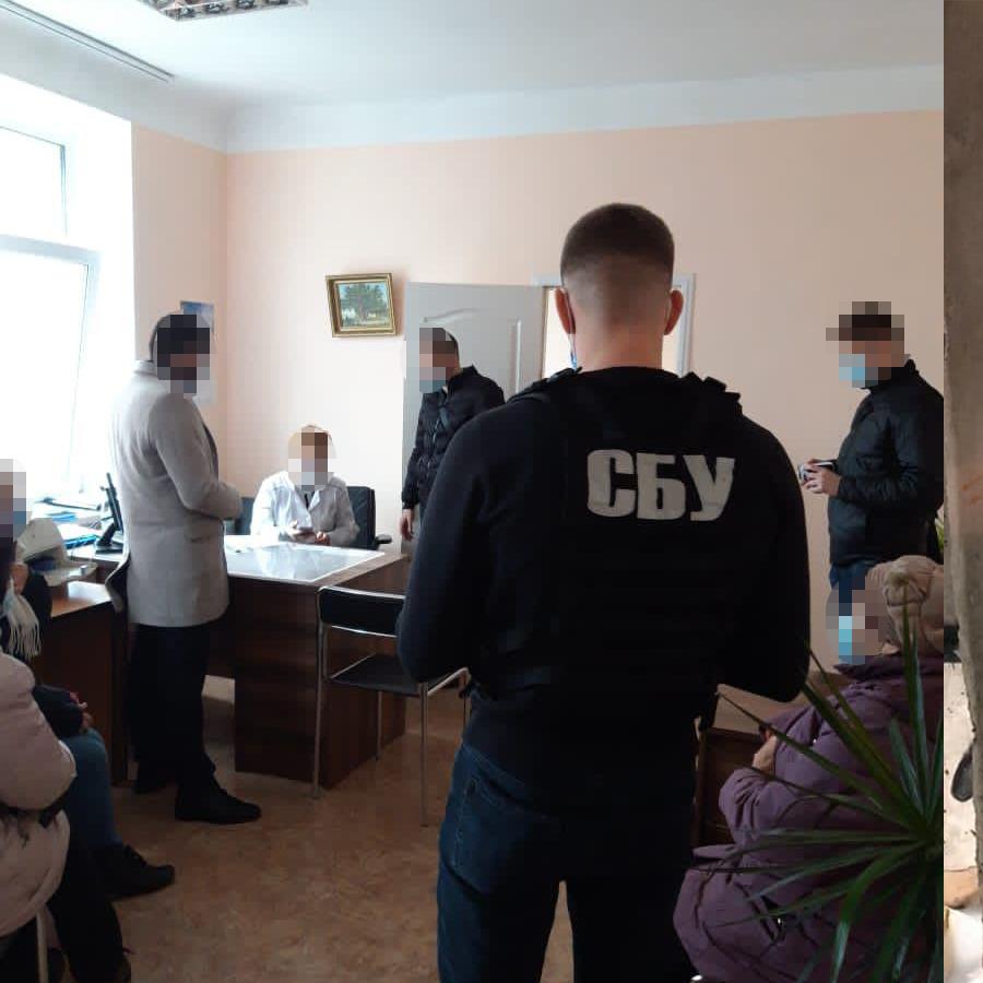 В Киеве медики вымогали 40 тысяч гривен за присвоение группы инвалидности