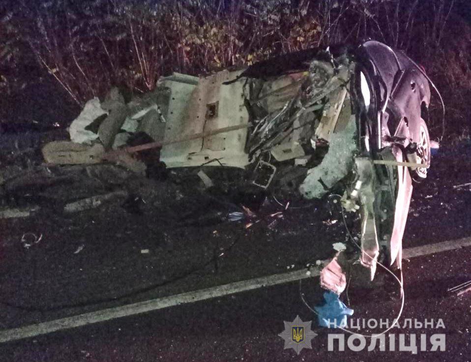 Прокурор из Сум погиб в аварии вместе с семьей