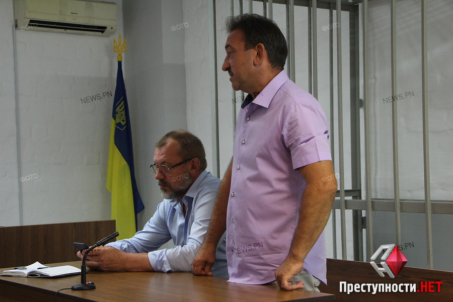 Экс-начальник милиции Николаева, обвиняемый в разгоне Евромайдана, отсудил миллион гривен компенсации