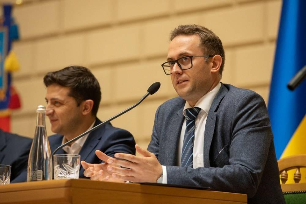 Во Львове судья отменил подозрение экс-главе региона Мальскому