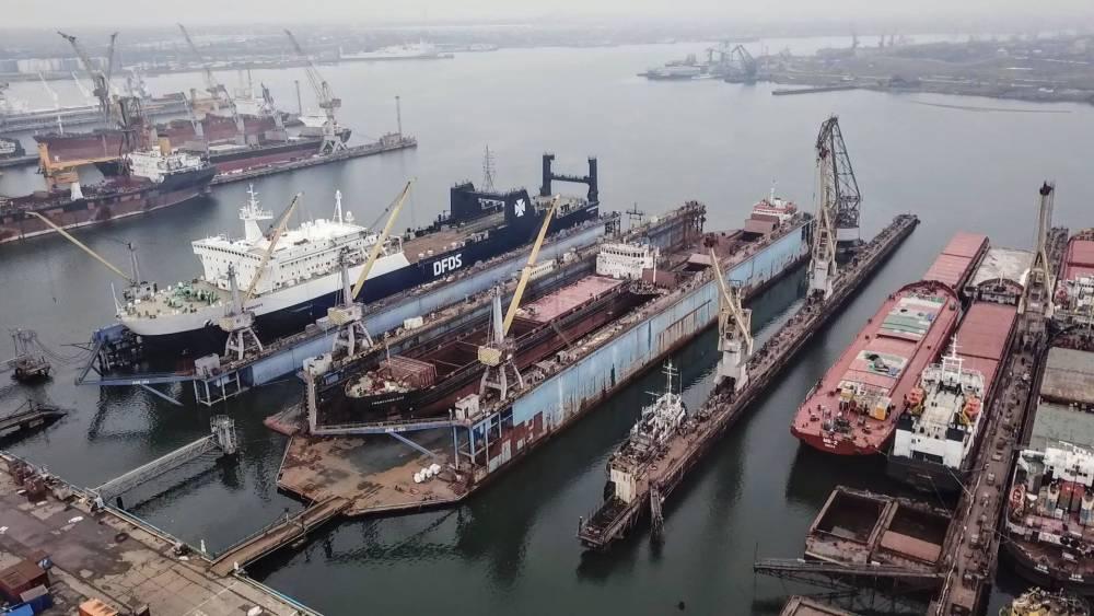 Филиал АМПУ в Черноморске заказал осмотр бункеровщика по аномально низкой цене
