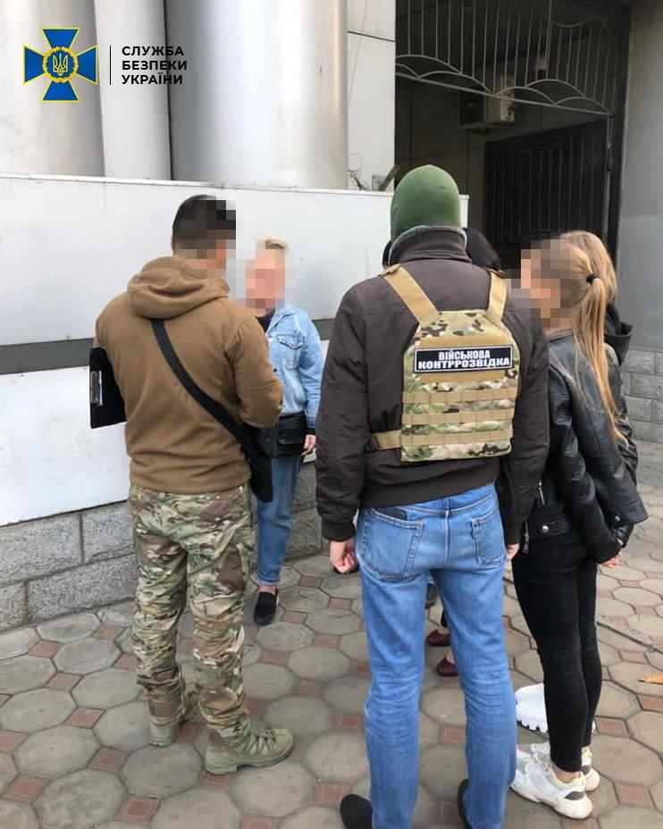 Жительница Киева предлагала трудоустройство на руководящую должность в Минобороны за 60 тысяч долларов
