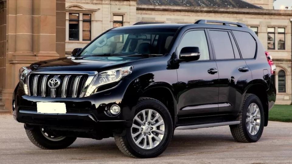 Криминалистический центр МВД в Днепре купил внедорожник Toyota за миллион