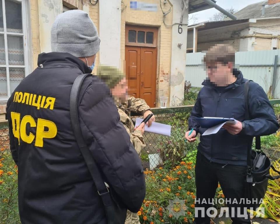 В Хмельницкой области разоблачили во взяточничестве заместителя военного комиссара территориального центра