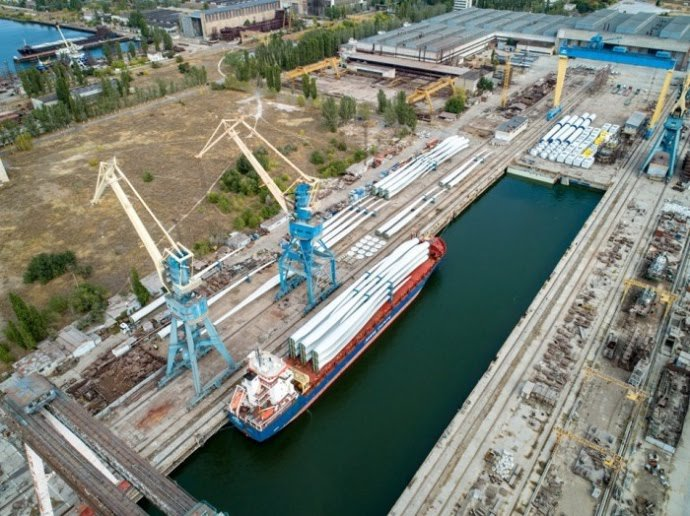 Суд признал законность продажи судостроительного завода «Океан» в Николаеве