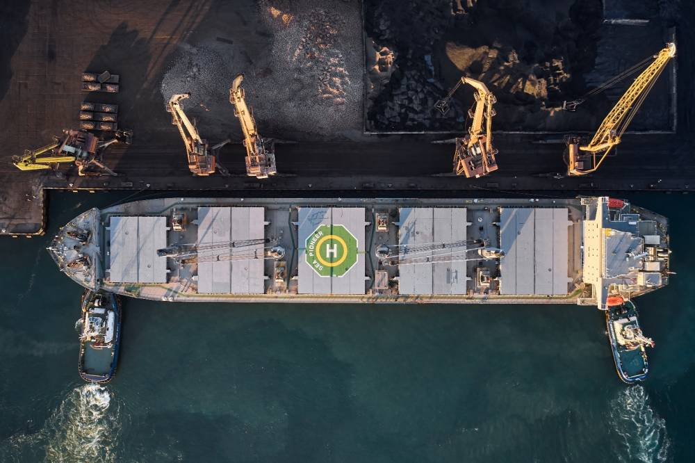 В порту Южный заявили об эффективности работы своего буксирного флота