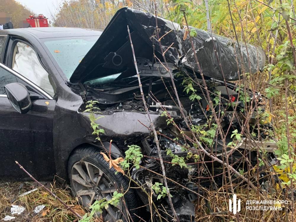 В Черниговской области прокурор устроил аварию с двумя погибшими