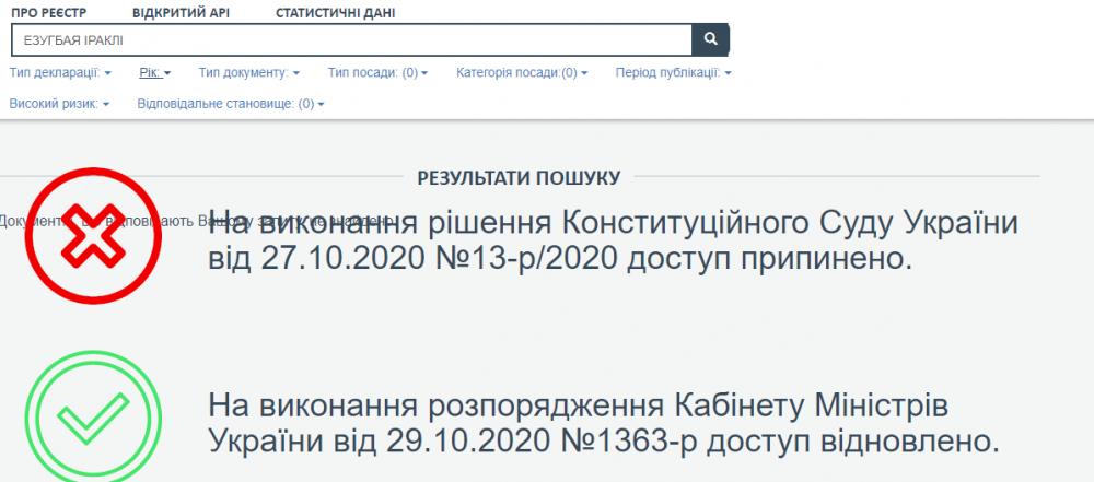 Новый глава направления логистики «Укрзализныци» переоформил бизнес, но декларацию не подал