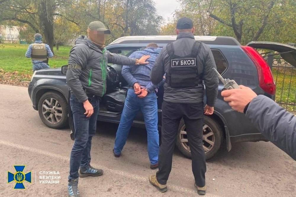 На взятке попался глава Черниговской РГА