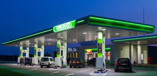 Владелец акций «ОККО» должен выплатить 6,5 млн гривен штрафа за завышенные цены на газ