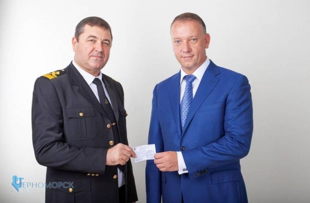 Главный диспетчер Черноморского порта скрыл из декларации зарплату жены