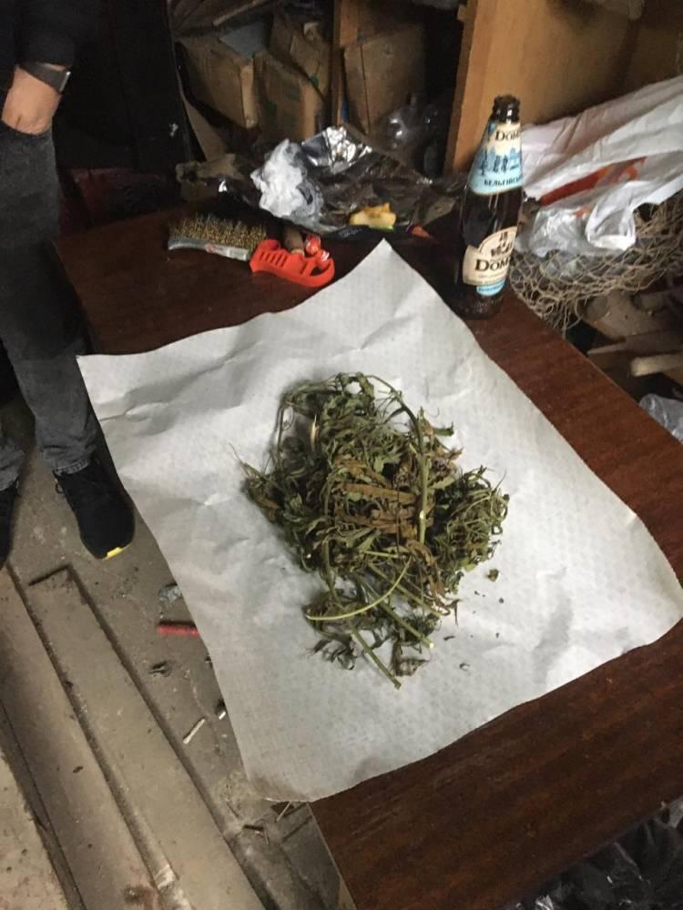 В Одессе пограничник задержан за торговлю наркотиками