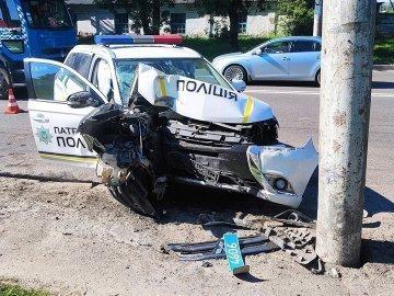 В Луцке патрульному дали условный срок за аварию с гибелью коллеги
