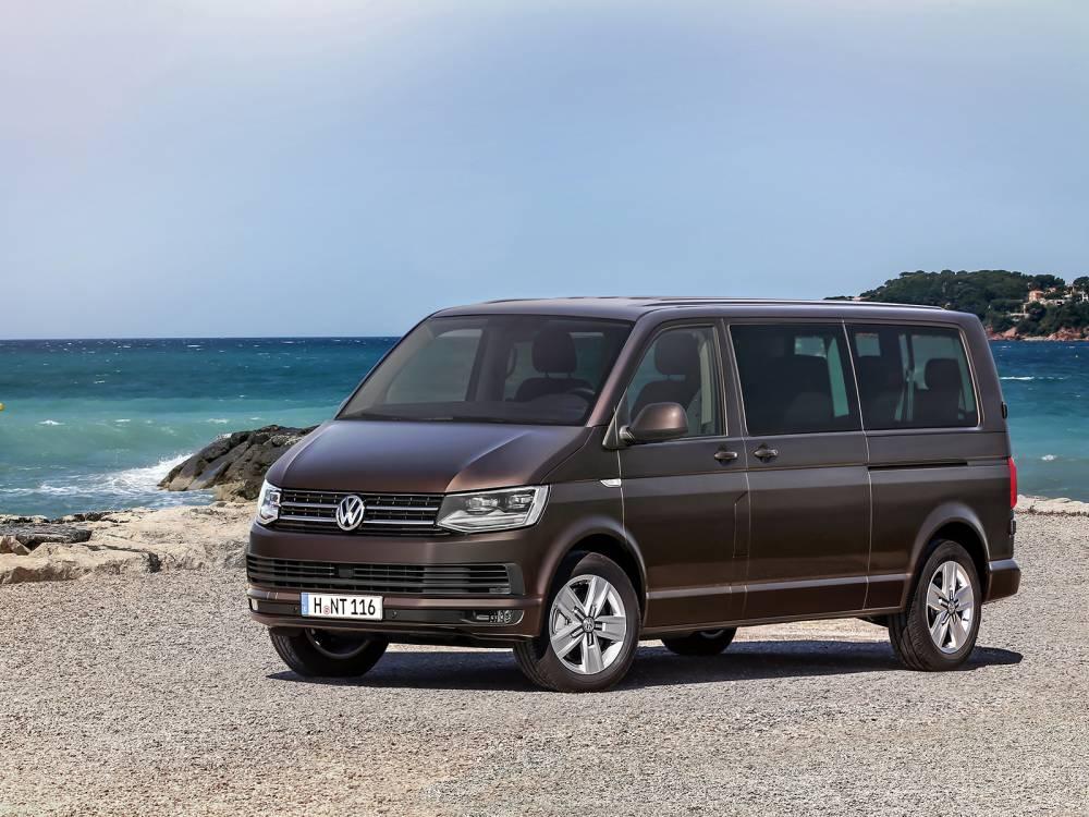 Служба внешней разведки купила четыре микроавтобуса Volkswagen