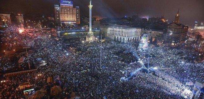 Нардепы от «Слуги народа» хотят предоставить льготы для участников Евромайдана на 82 млрд гривен