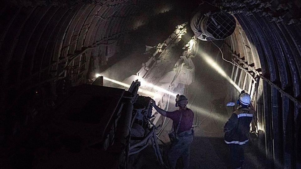 На шахте ДТЭК в Павлограде случился взрыв метана