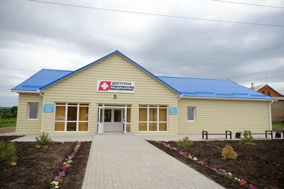 Суд оштрафовал директора строительной фирмы за растрату более полумиллиона гривен на строительстве амбулатории в Харьковской области