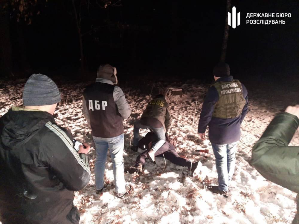 Пограничник сдал ГБР контрабандистов из Российской Федерации