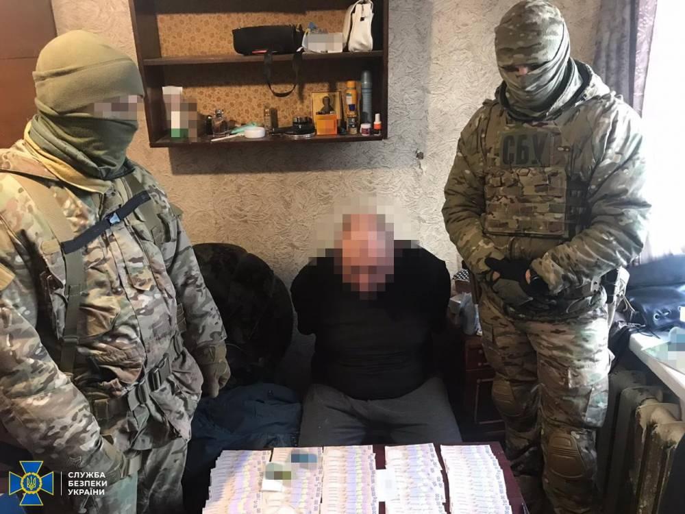 В Сумской области предотвратили серию разбойных нападений на бизнесменов