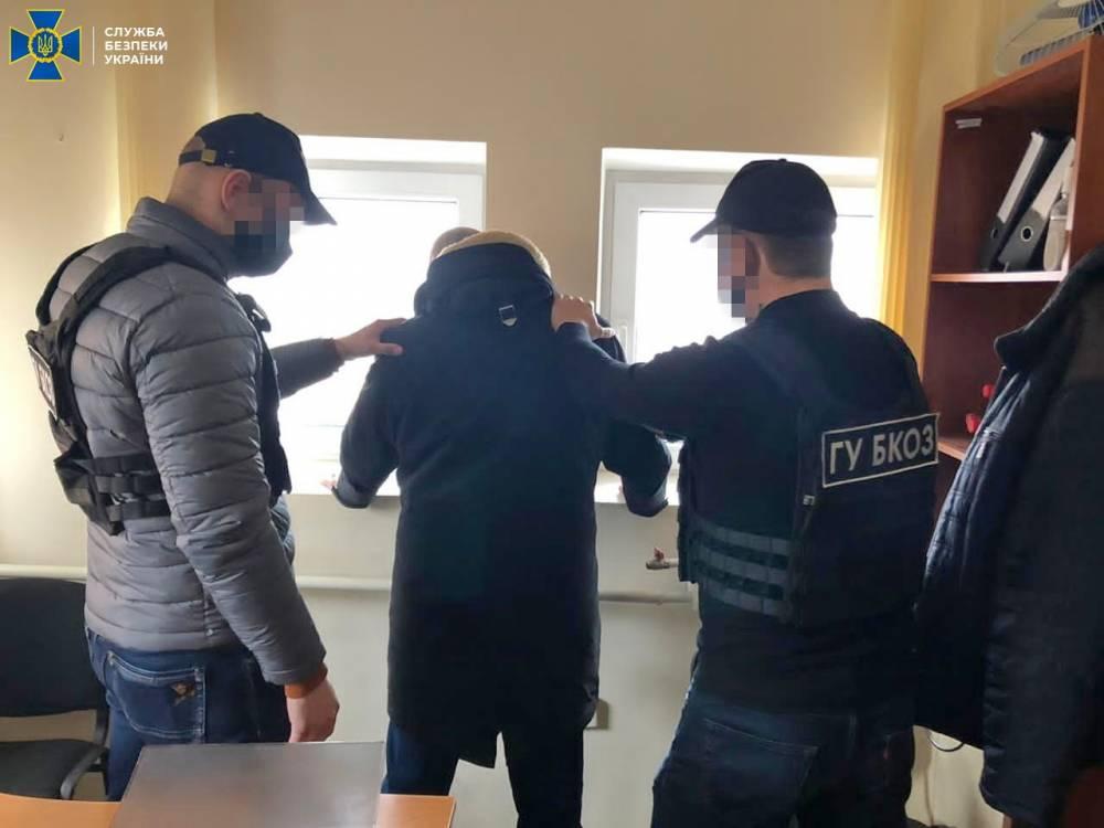 Глава управления ГАСК в Тернопольской области вместо машин купил себе трактор